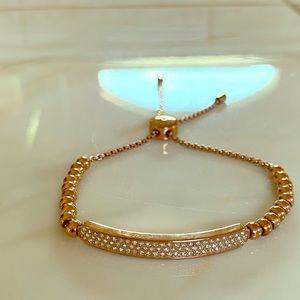 MICHAEL KORS Beaded Bracelet in Rose Gold